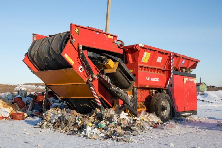 Переработка мусора в челябинской области